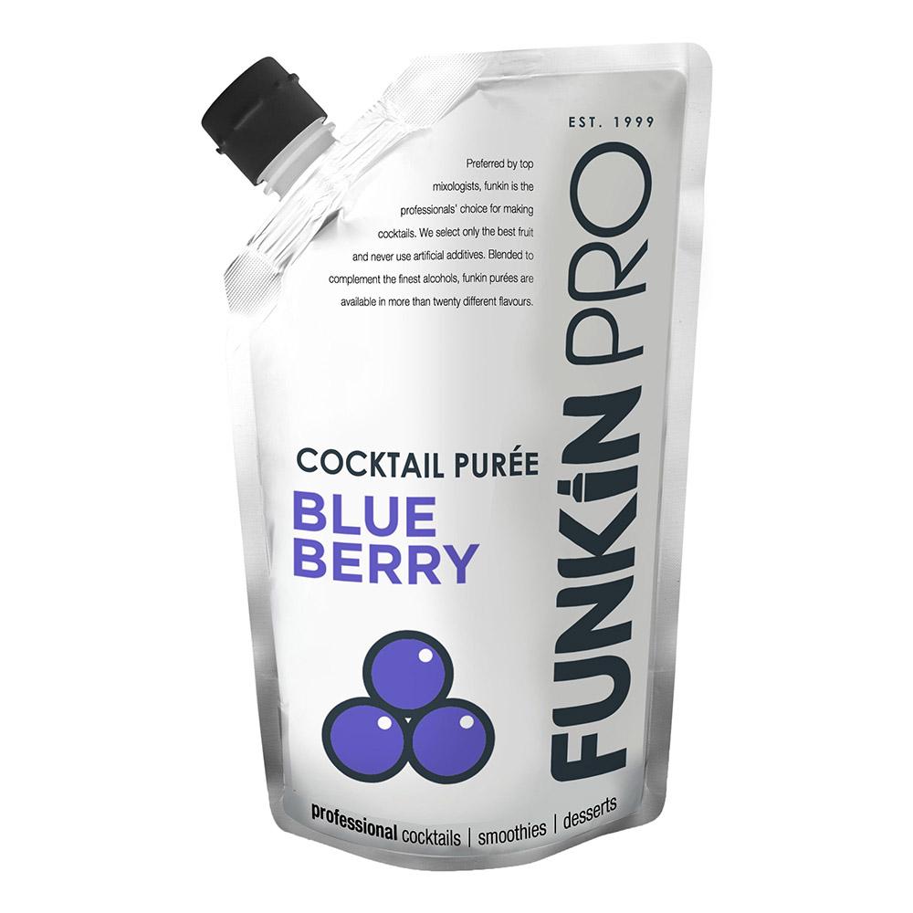 Funkin Blueberry Puré - 1 kg