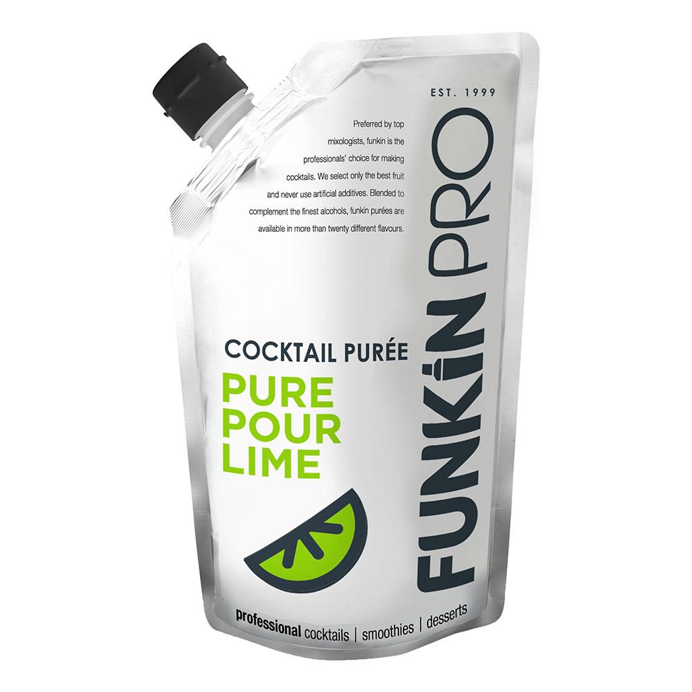 Funkin Pure Lime Juice Puré - 1 kg