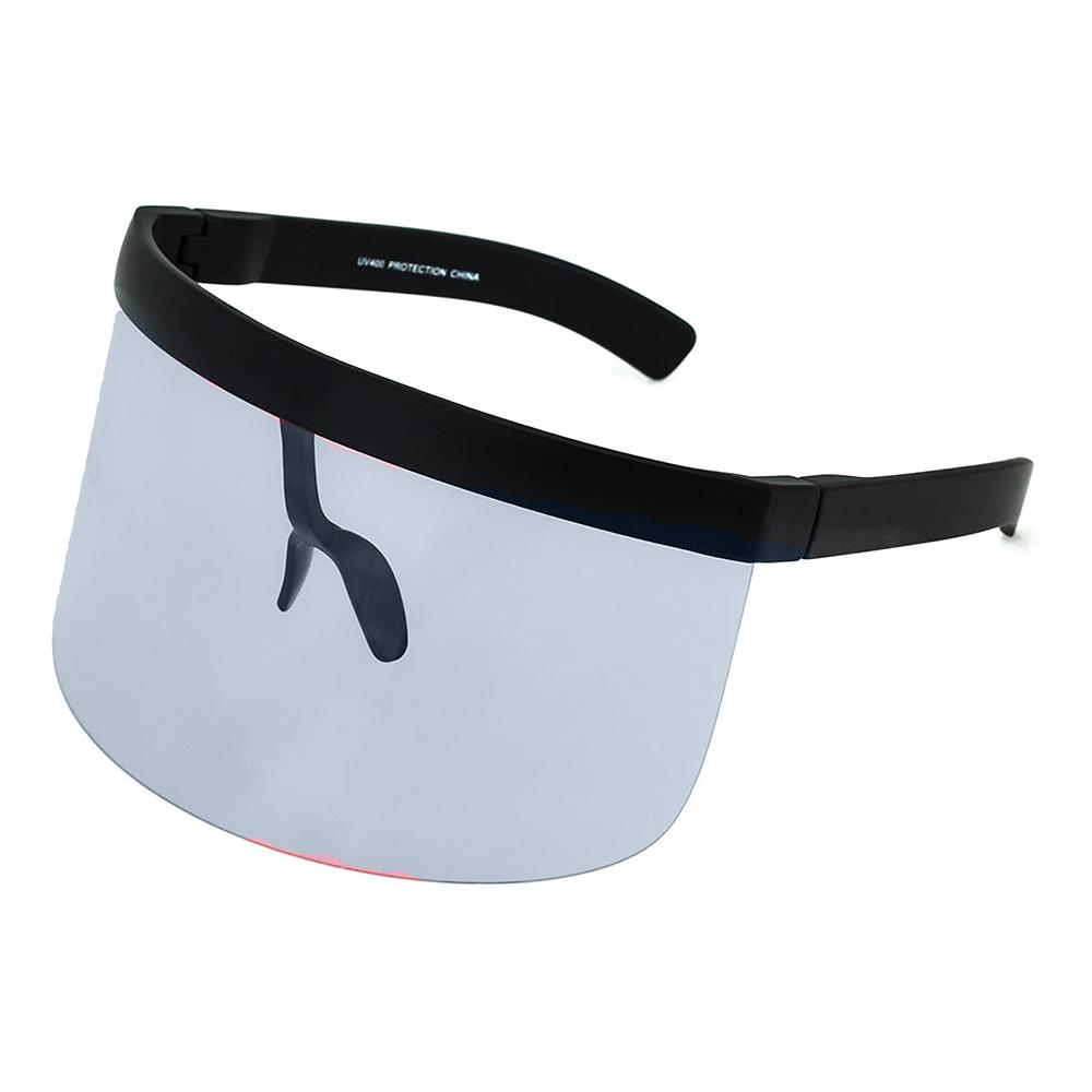 Futuristiska Glasögon - Silver