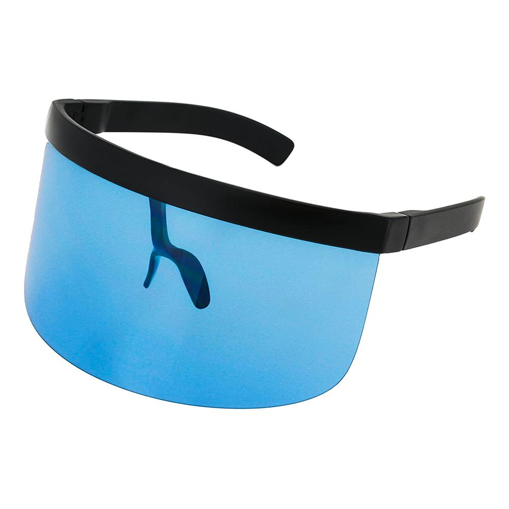 Futuristiska Glasögon - Blå