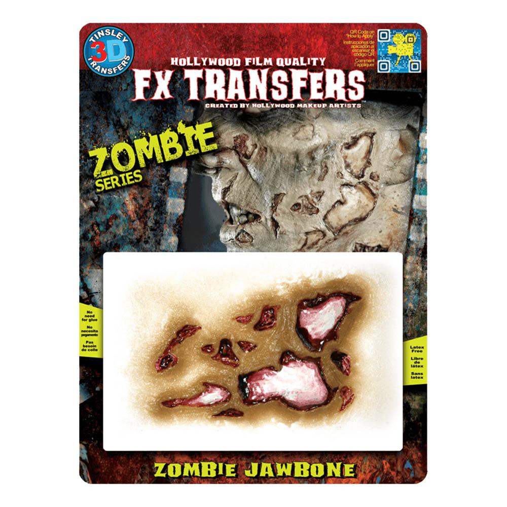 FX Transfer Zombie Jawbone