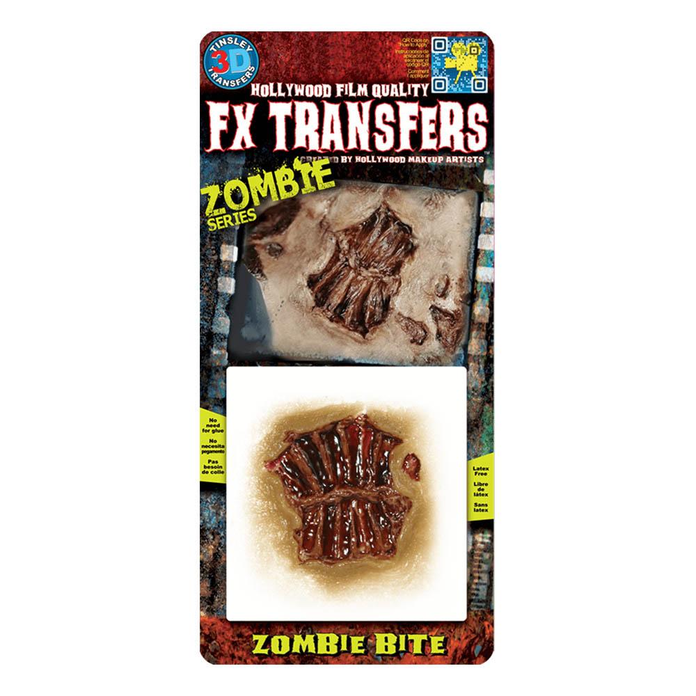 FX Transfers Zombie Bite