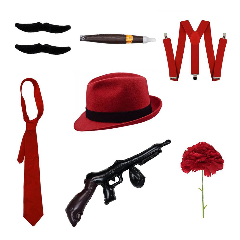 Gangster Röd Tillbehörskit