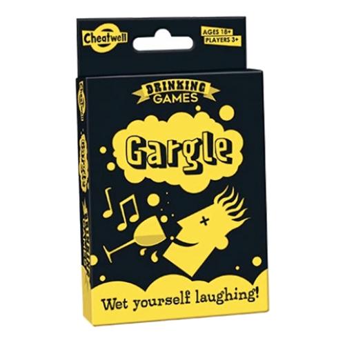 Gargle Dryckesspel