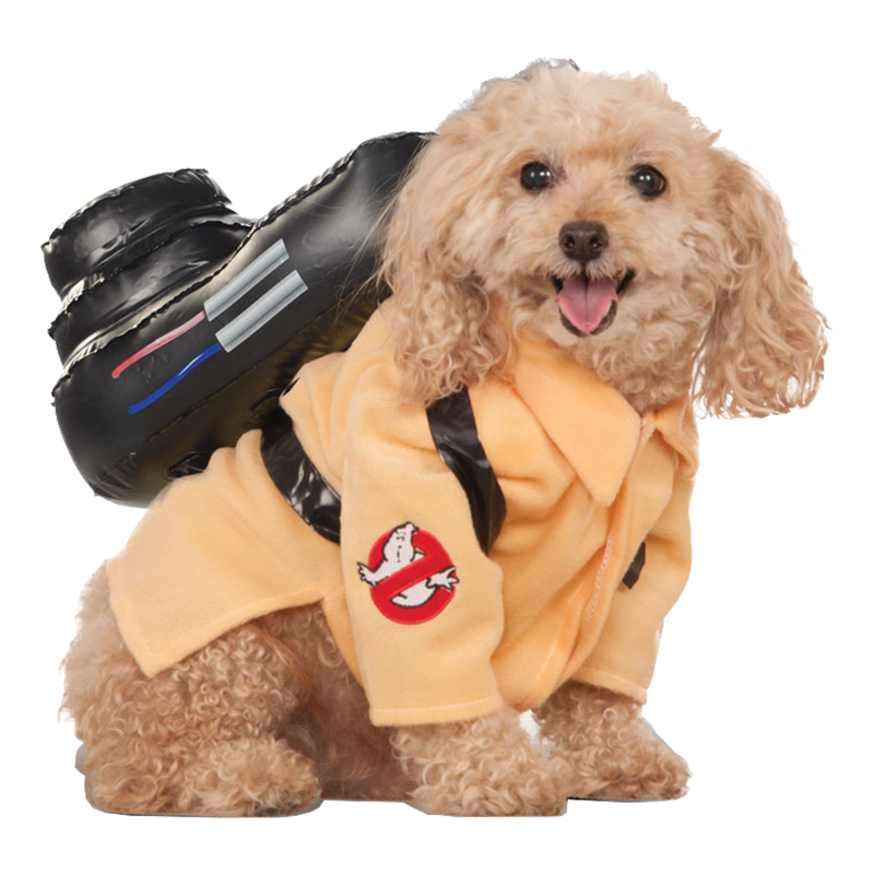 Ghostbusters Hund Maskeraddräkt - Medium