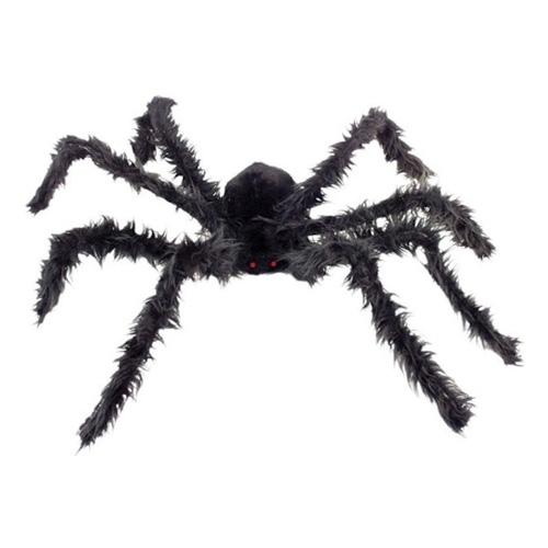 Gigantisk Spindel med Lysande Ögon