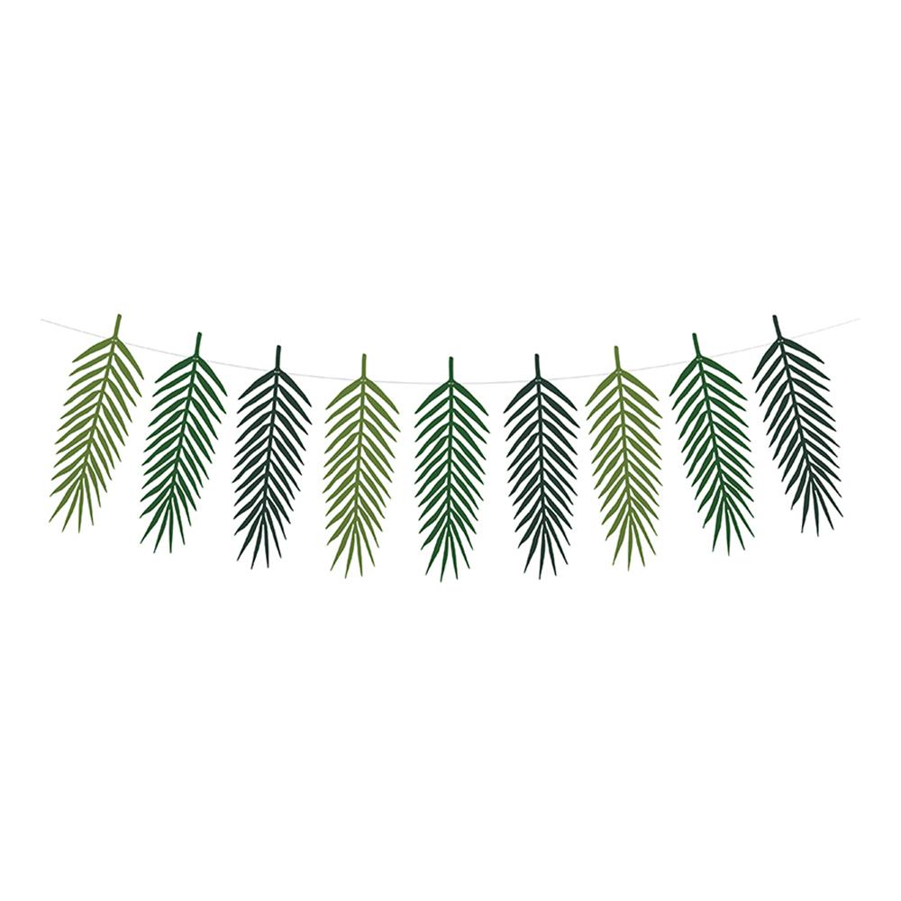 Girlang Tropiska Löv
