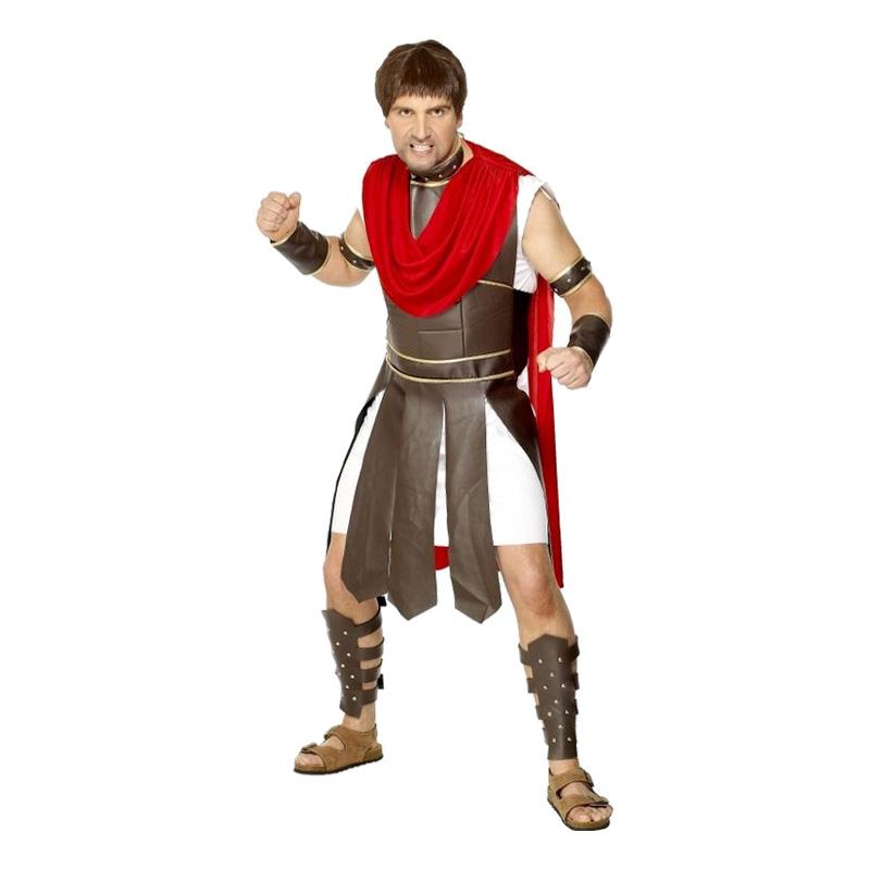 Gladiator Maskeraddräkt - Medium