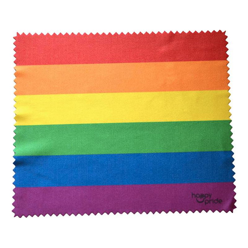 Glasögon Putsduk Pride