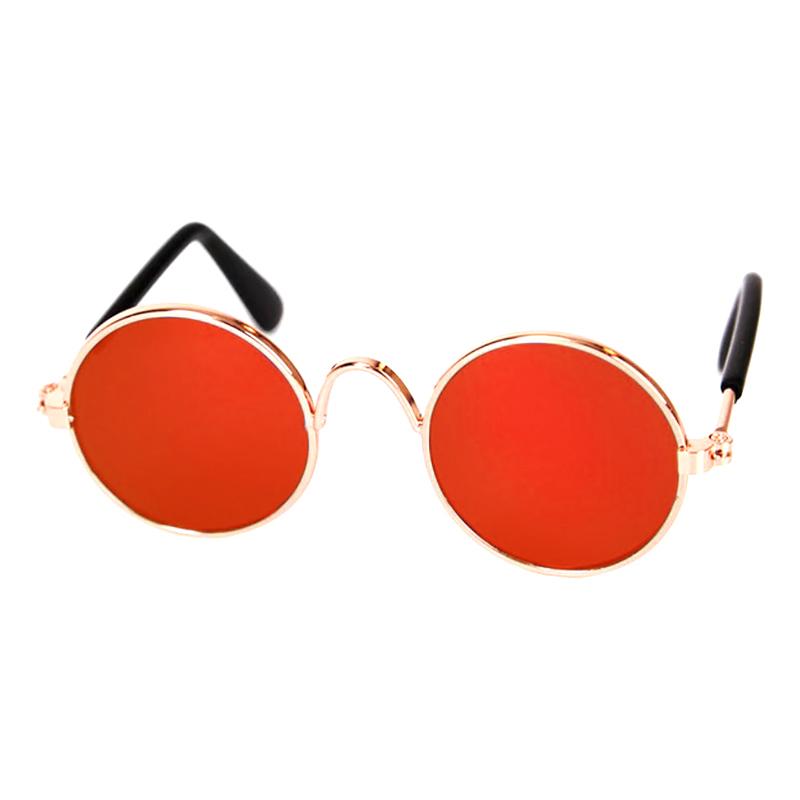 Glasögon till Katt/Hund - Röd