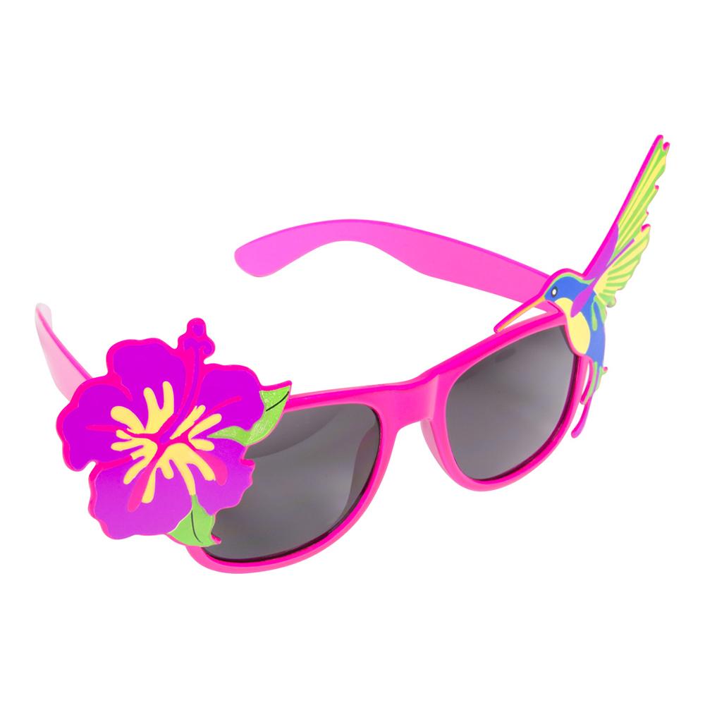 Glasögon Tropiska