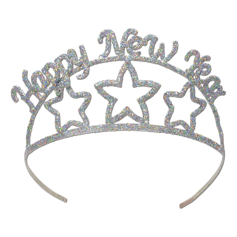 Glittertiara Happy New Year