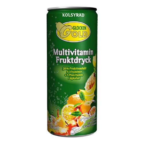 Glocken Gold Multivitamin Kolsyrad - 24-pack