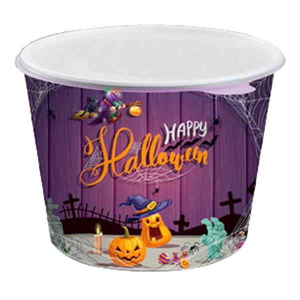 Godisburk i Papp Happy Halloween - 1-pack