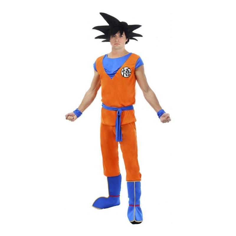Goku Deluxe Maskeraddräkt - Small
