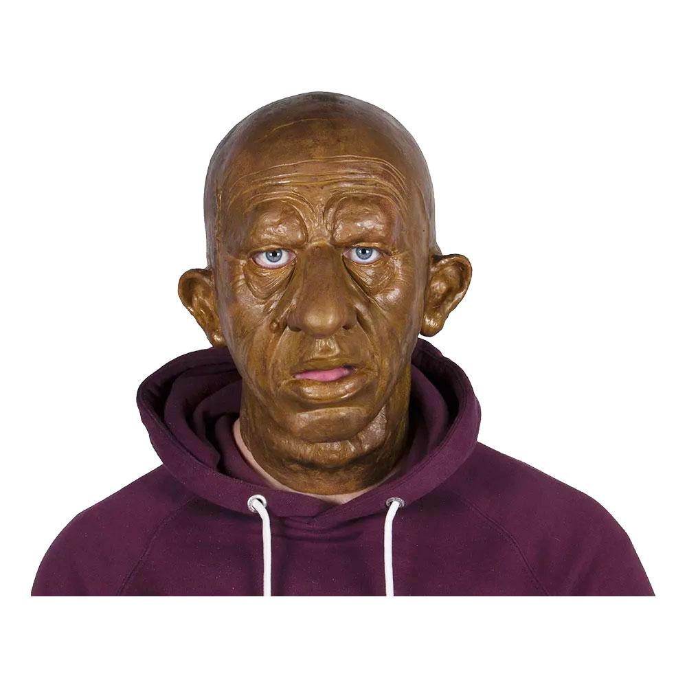 Golden Mikey Greyland Film Mask - One size   Hem//Maskerad//Masker//Halloweenmasker   Partyoutlet