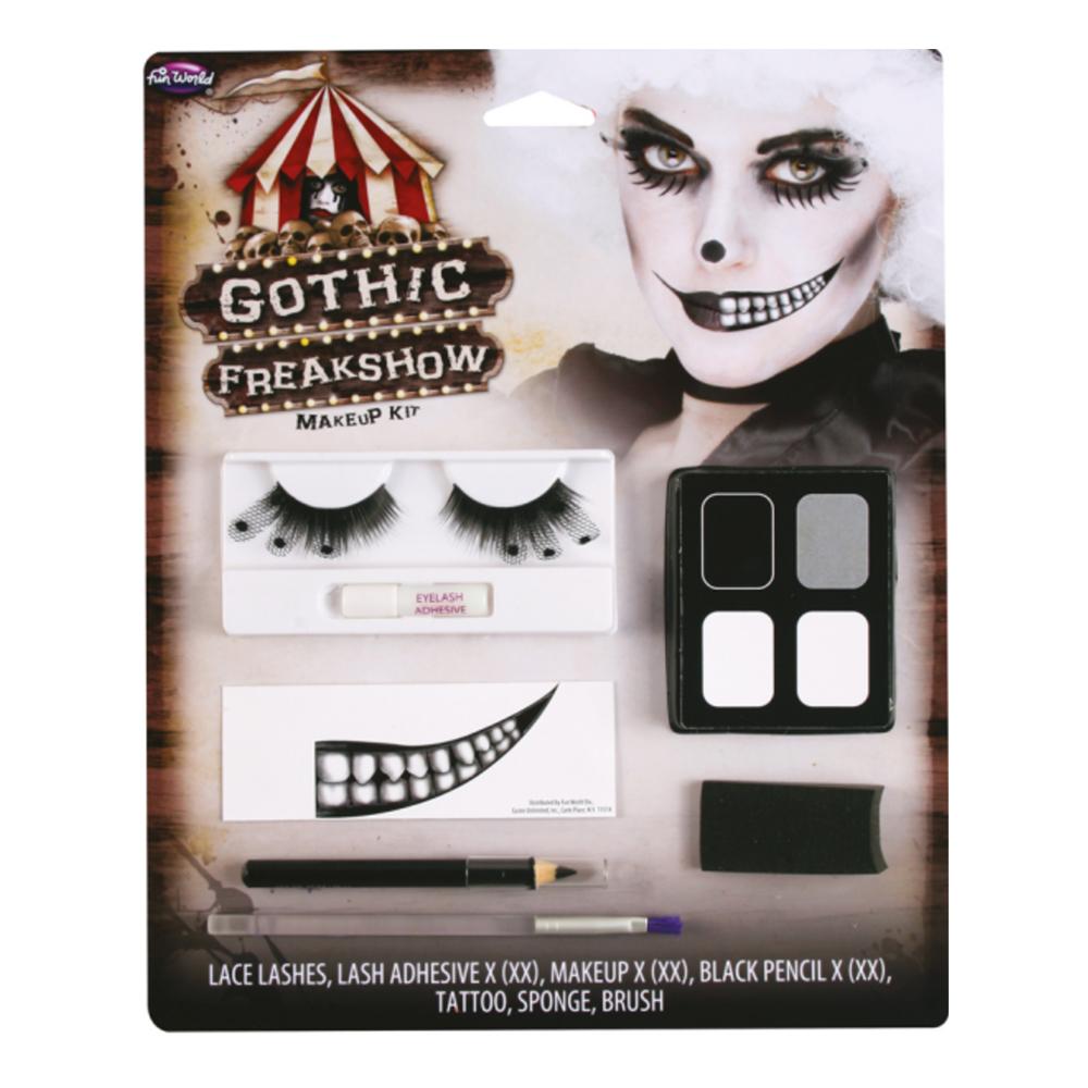 Gothic Freak Show Sminkset