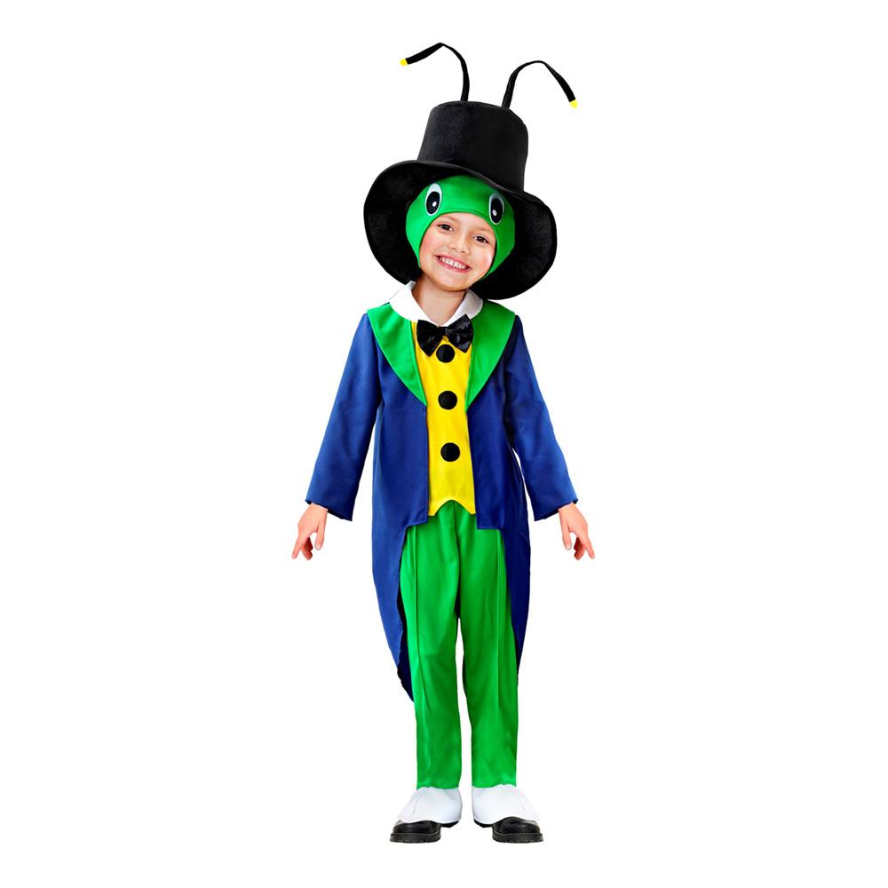 Gräshoppa Barn Maskeraddräkt - X-Small