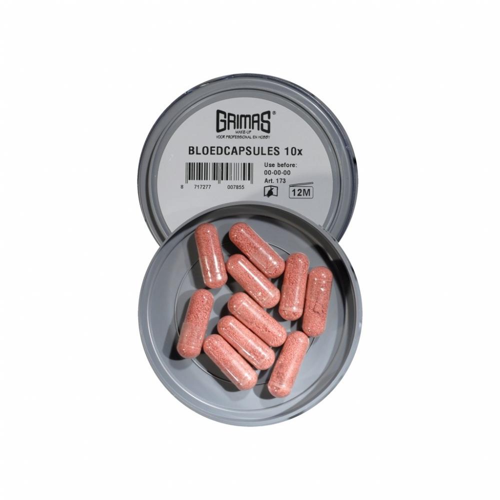 Grimas Blodampuller - 10-pack