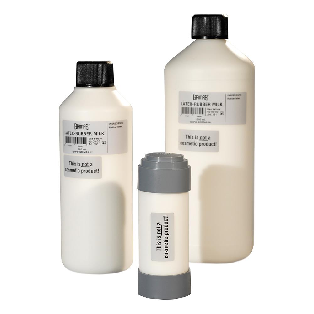 Grimas Latex-gummimjölk - 1000 ml