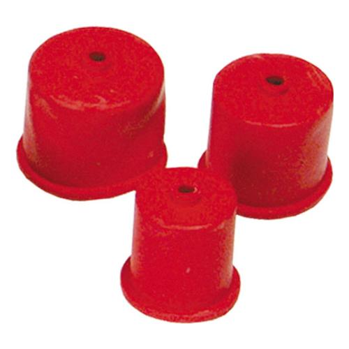 Gummihätta - 50 mm