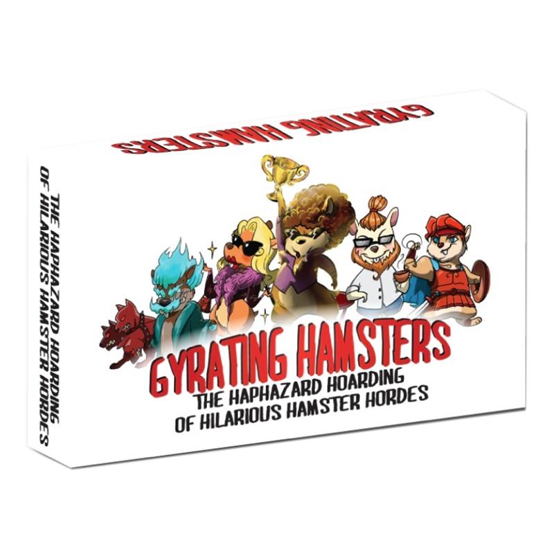 Gyrating Hamsters Sällskapsspel