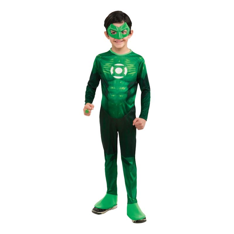 Hal Jordan Barn Maskeraddräkt - Medium