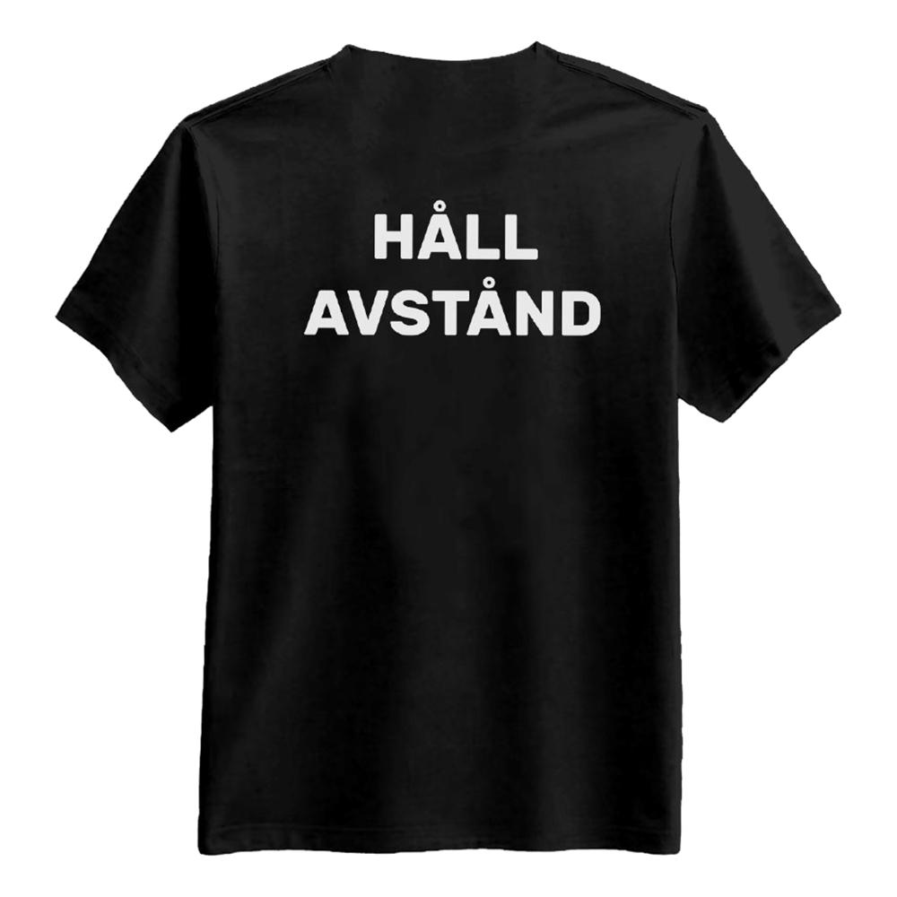 Håll Avstånd T-shirt - Small