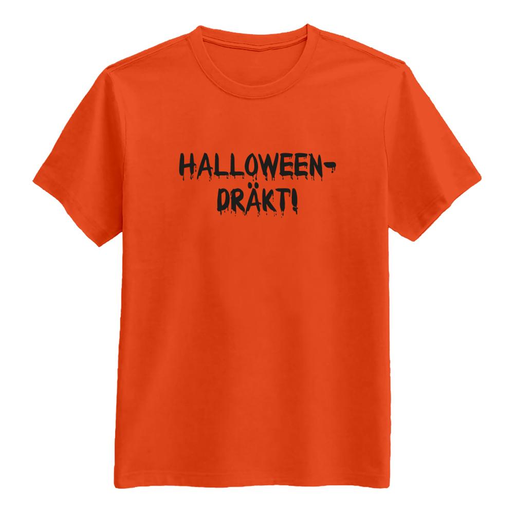 Halloweendräkt T-shirt - XX-Large