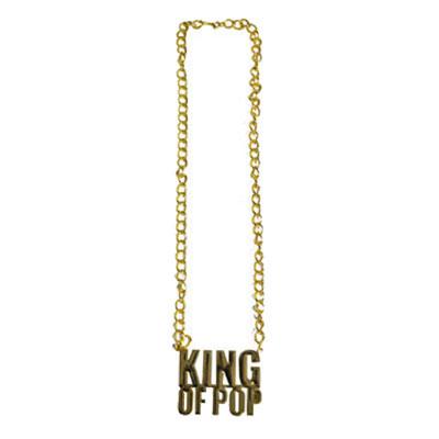 Halsband King of Pop