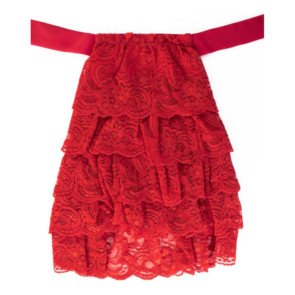 Halskrås Röd - One size