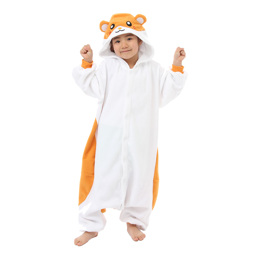 Hamster Barn Kigurumi - Medium
