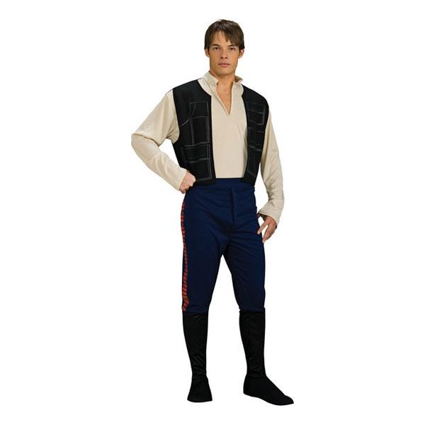 Han Solo Maskeraddräkt - Standard