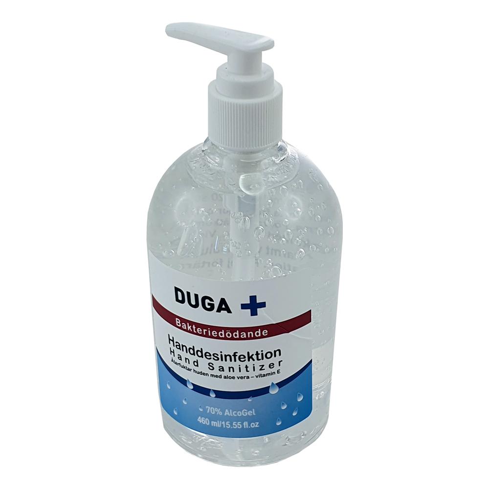 Handsprit Gel på Pump - 460 ml
