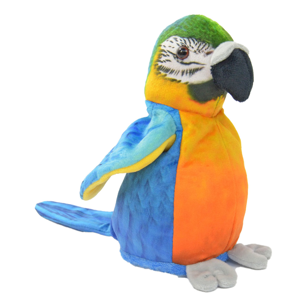 Härmande Papegoja