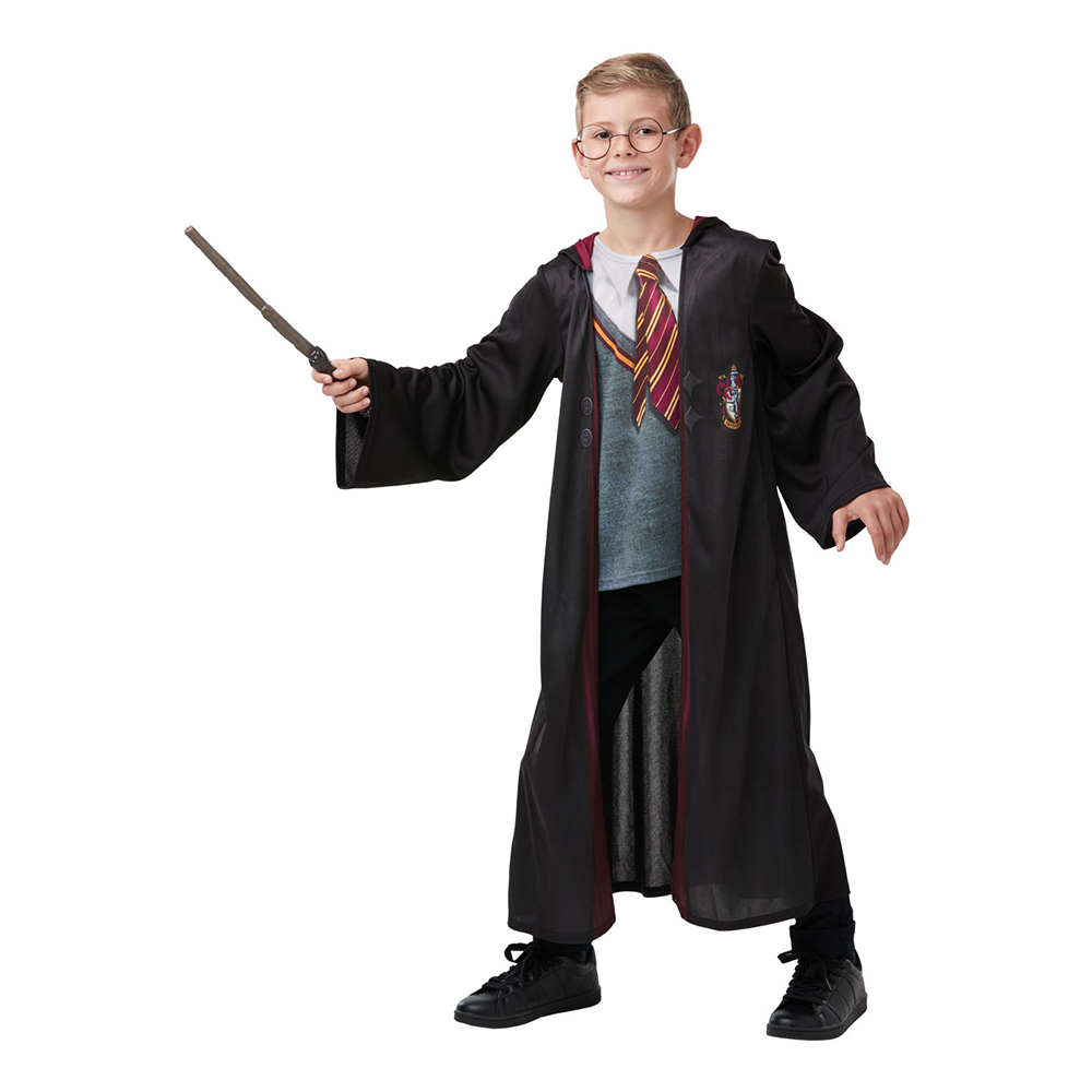 Harry Potter Deluxe Teen Maskeraddräkt - Medium
