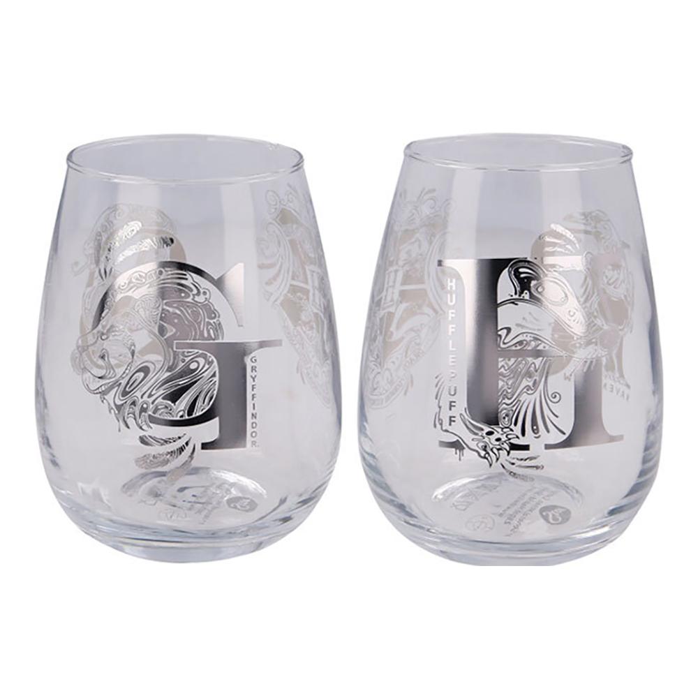 Harry Potter Glas - 2-pack