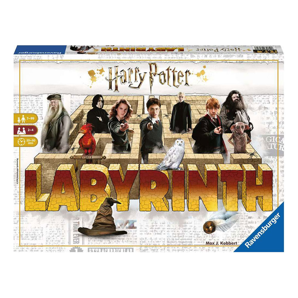 Harry Potter Labyrinth Sällskapsspel