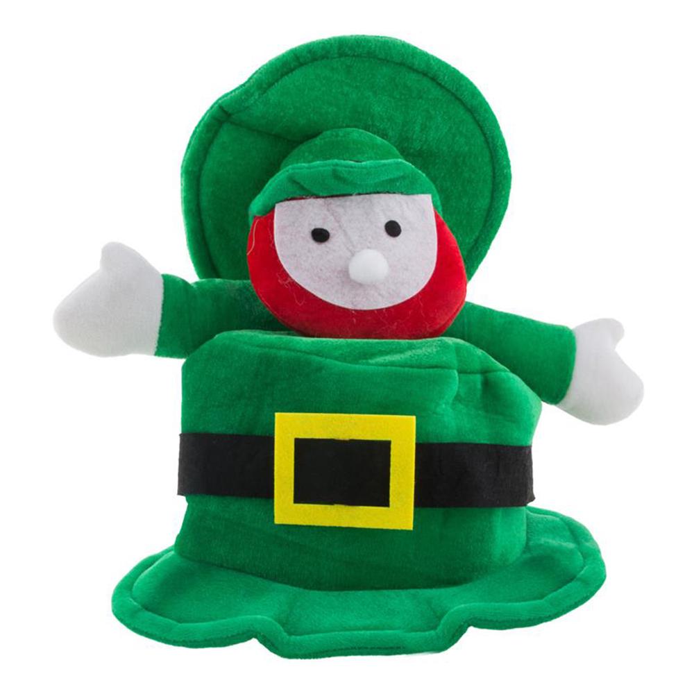Hatt St Patrick's Day Grön - One size