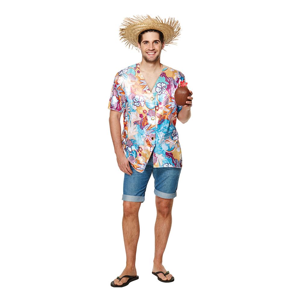 Hawaiiskjorta - onesize