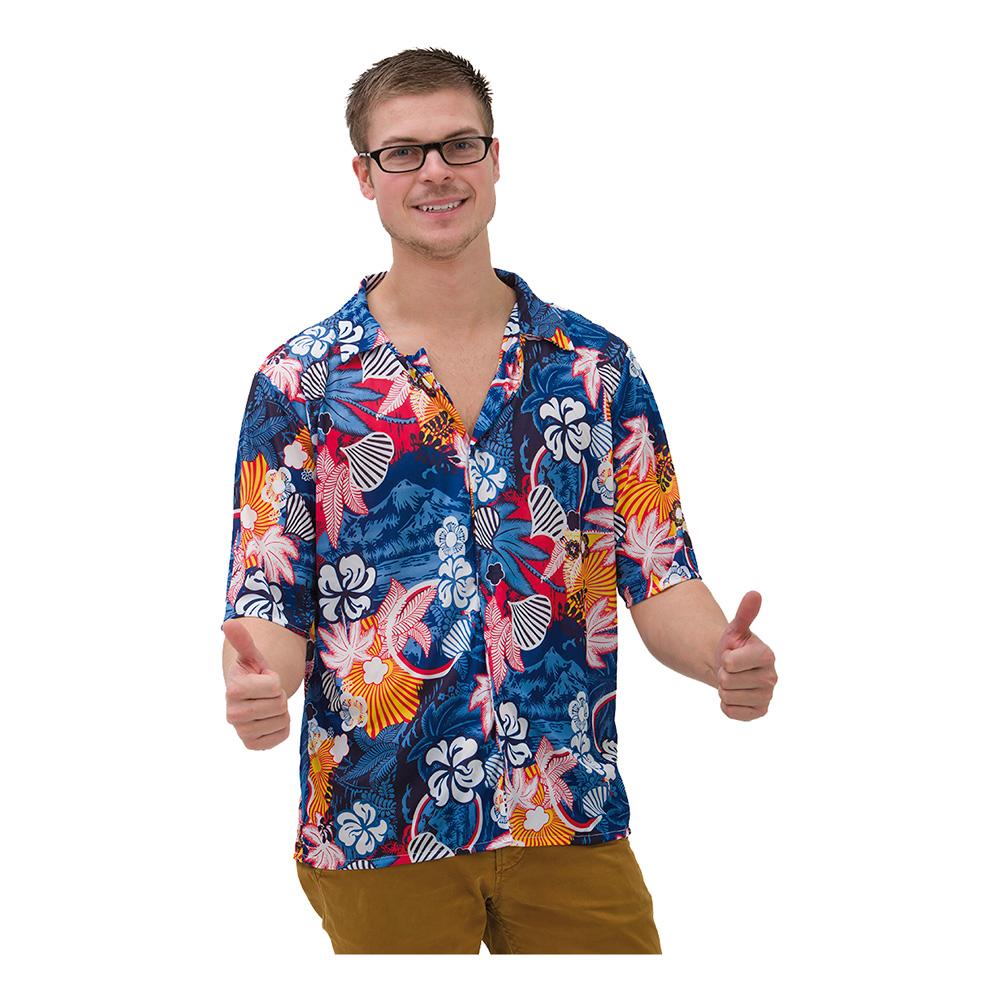 Hawaiiskjorta med Shorts - One size
