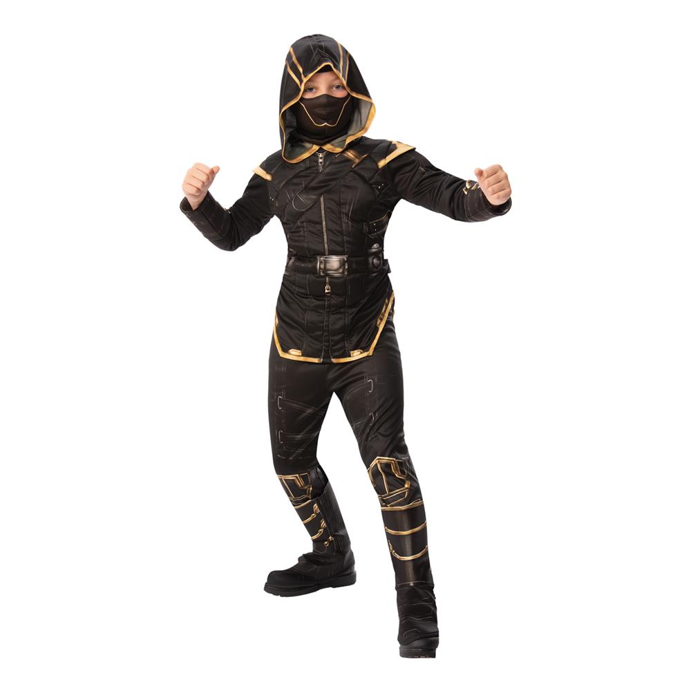 Hawkeye Ronin Deluxe Barn Maskeraddräkt - Small