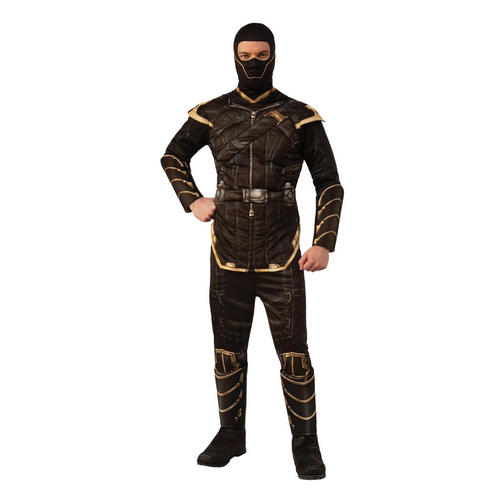 Hawkeye Ronin Maskeraddräkt - X-Large