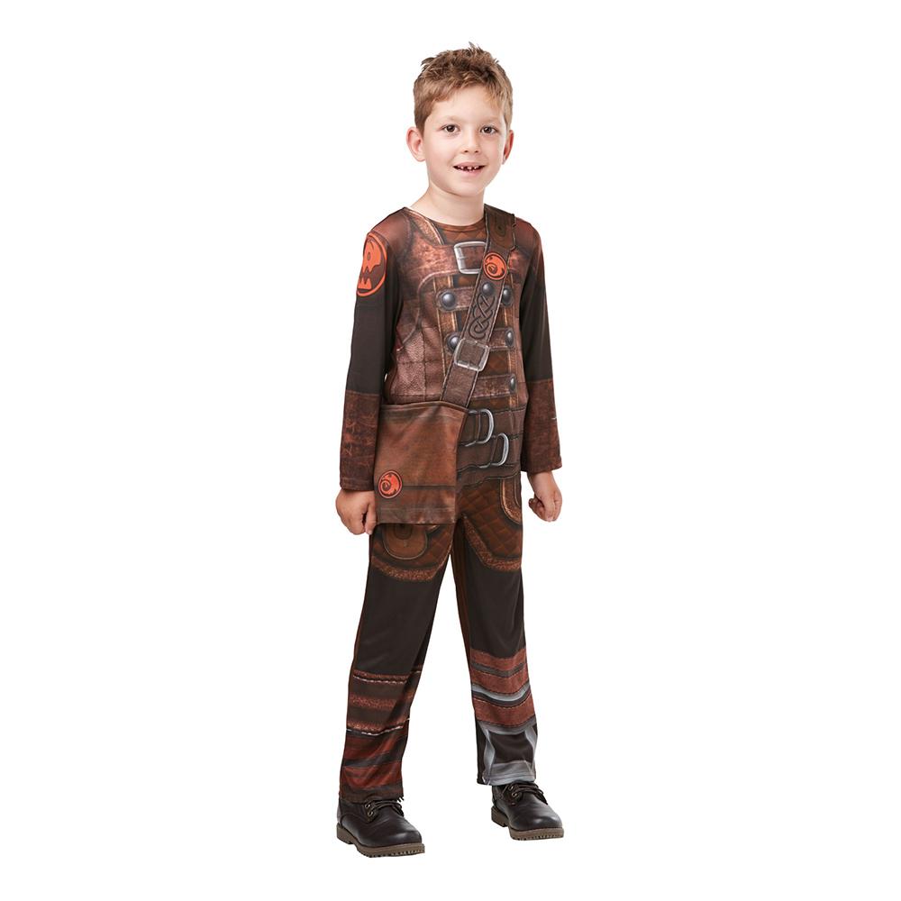Utklädningsdräkter - Hiccup Barn Maskeraddräkt - Small