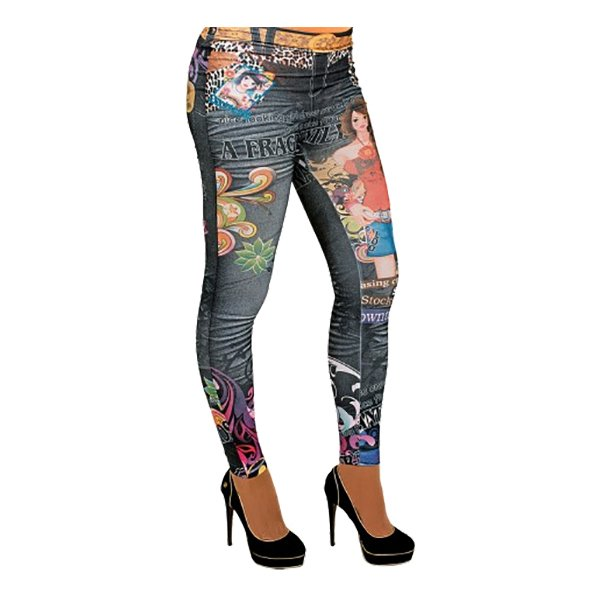 Hippie Jeans Leggings - Small/Medium
