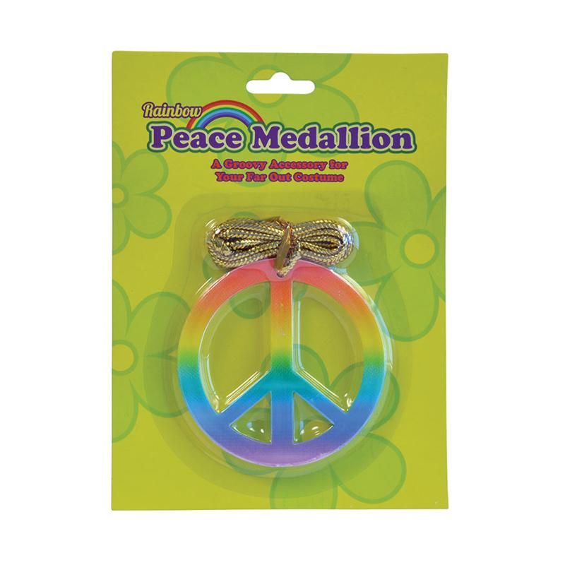 Hippie Peace Halsband