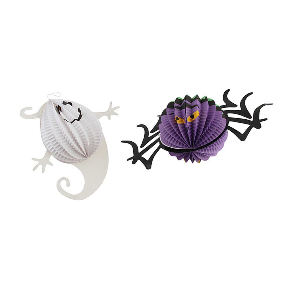 Honeycombs Spöke & Spindel - 2-pack