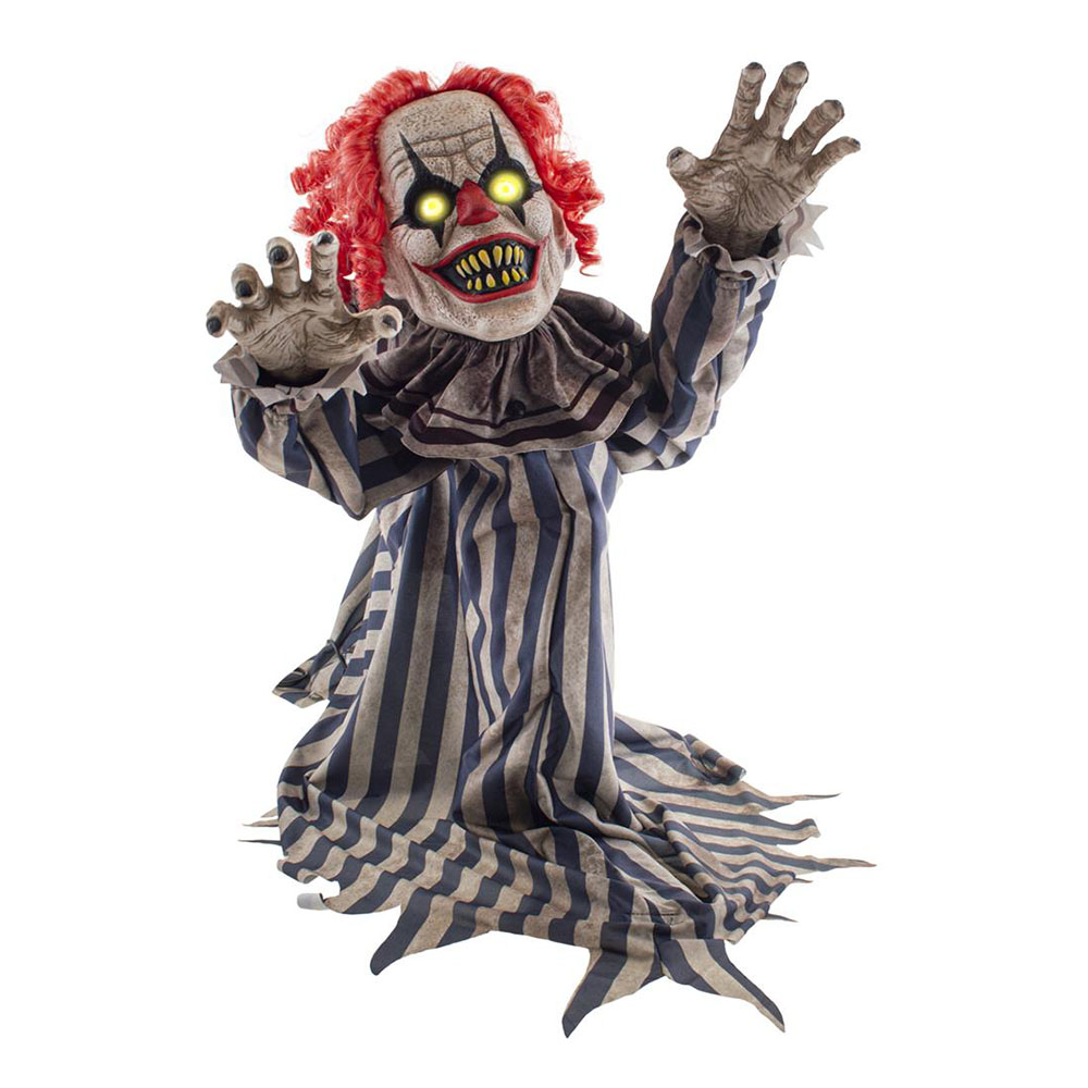 Hoppande Clown Prop