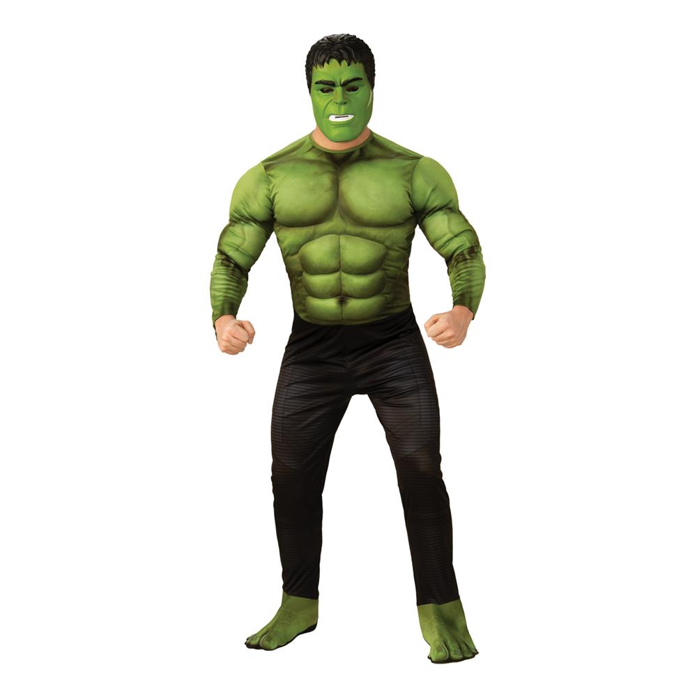Hulken Deluxe Maskeraddräkt - Standard