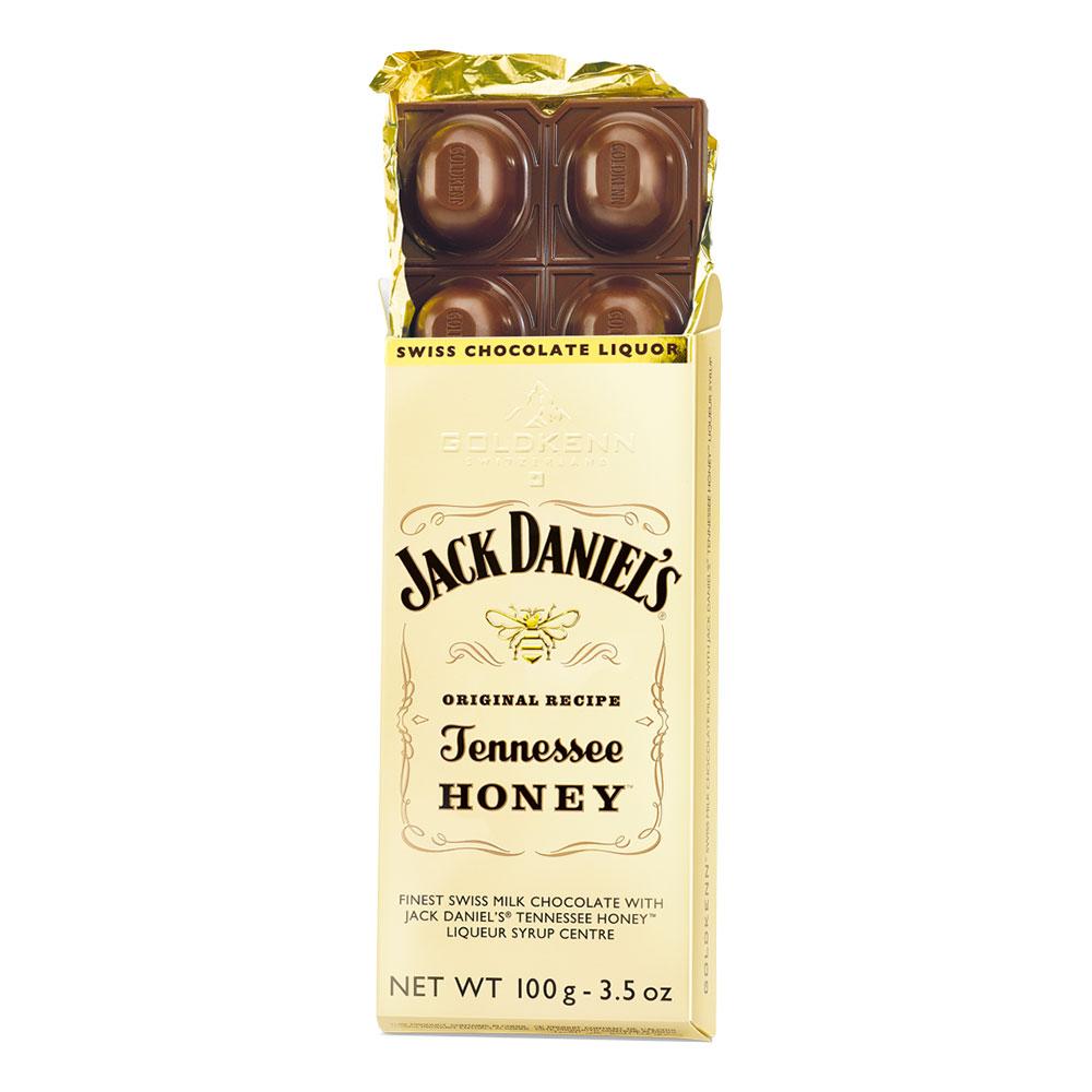 Jack Daniels Honey Chokladkaka - 100 gram
